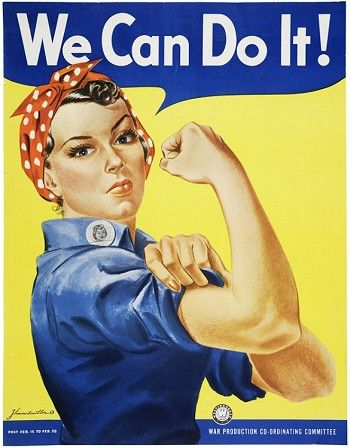 We Can Do It! Poster RG 179 08909_2006_001